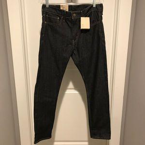 🆕NWT 510 Skinny Fit Jeans in Dark Wash 31W X 30L